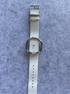 Calvin Klein Self-Winding Watch white