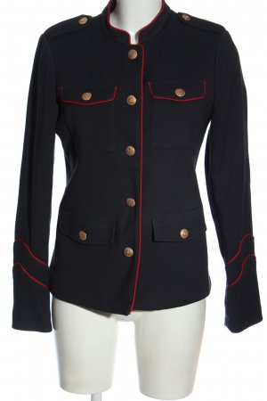 Ckh clockhouse Blouse Jacket blue-red business style