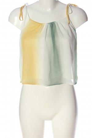 Ckh clockhouse Cropped Top color gradient casual look