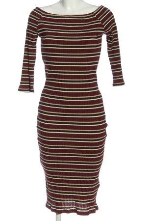 Ckh clockhouse Sheath Dress striped pattern casual look