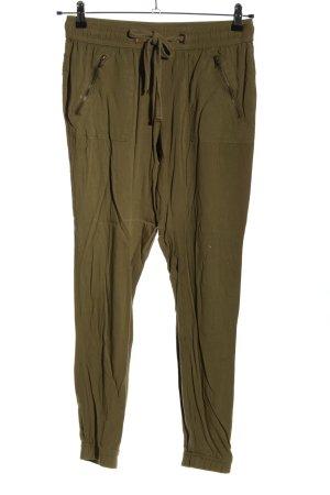 Ckh clockhouse Jersey Pants khaki casual look