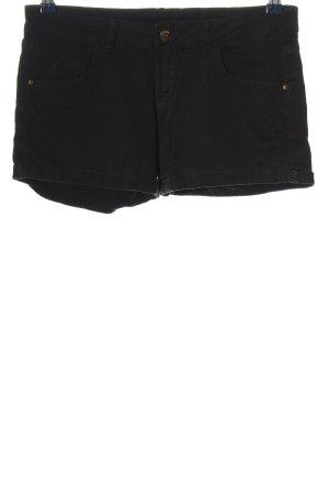 Ckh High-Waist-Shorts black casual look