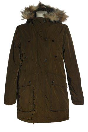 Ckh Winter Jacket brown casual look