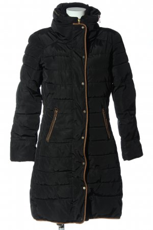 CKN of Scandinavia Winter Jacket black quilting pattern casual look