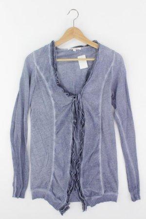 Claire.dk Knitted Cardigan blue-neon blue-dark blue-azure cotton