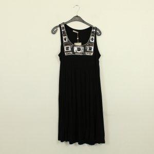 claire Shortsleeve Dress black viscose