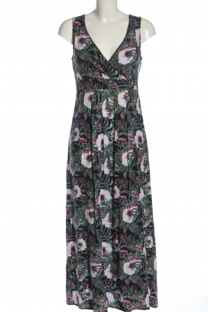 claire Maxi Dress allover print casual look