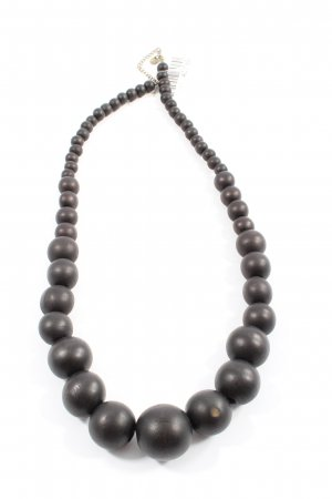 claire's Collier Necklace black business style