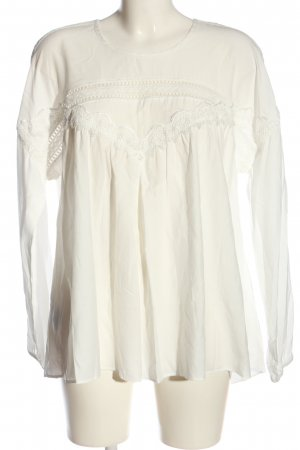 Claire Women Blusa larga blanco estilo «business»