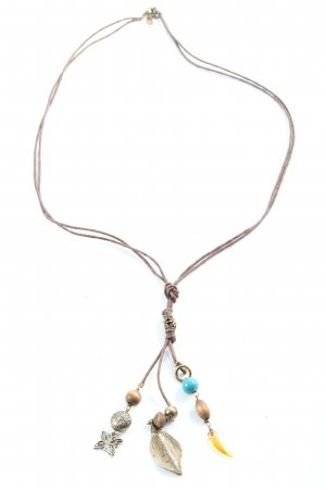 Claires Collier braun Casual-Look