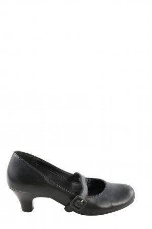 Clanks Mary Jane Pumps black business style