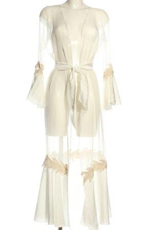 Clara Aestas Kimono crema elegante