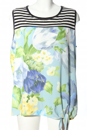 Clarina ärmellose Bluse