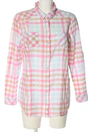 Clarina Lumberjack Shirt check pattern casual look