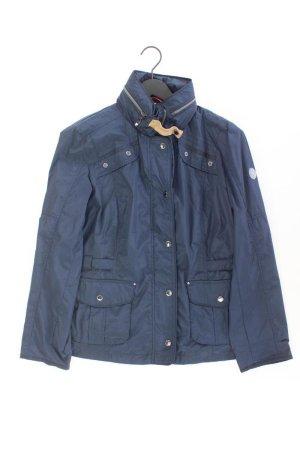 Clarina Jacket blue-neon blue-dark blue-azure polyester