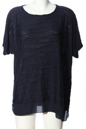 Clarina Kurzarm-Bluse