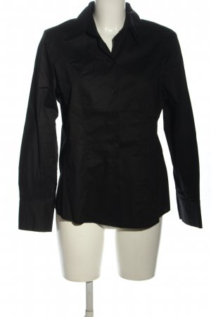 Clarina Long Sleeve Blouse black business style