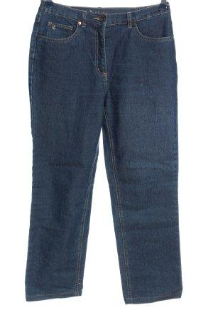 Clarina Straight Leg Jeans blue casual look