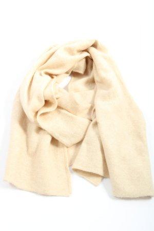 Clarina Gebreide sjaal room casual uitstraling