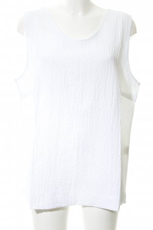 Clarina Strappy Top white casual look