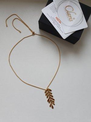 Claris Vienna Kette Halskette + Anhänger OVP NEU HSE24 Länge individuell