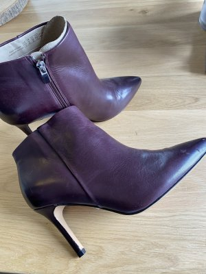 Clarks Absatz Schuhe Stiefelette Leder High Heels