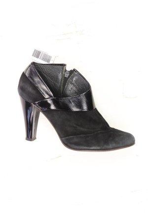 Clarks Ankle Boots Größe 39 schwarz aus Leder