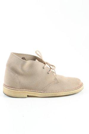 Clarks Desert Boots hellgrau Casual-Look