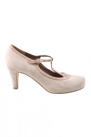 Clarks High Heels cream casual look