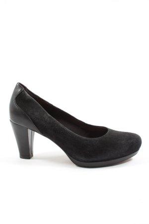 Clarks High Heels black casual look