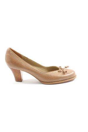 Clarks High Heels brown elegant