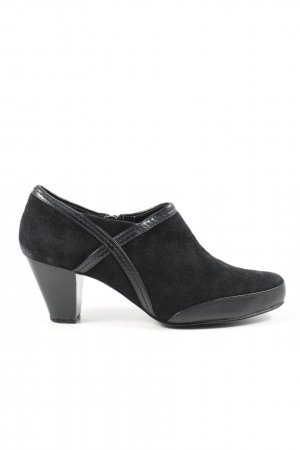Clarks Décolleté accollato nero stile casual