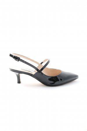 Clarks High-Front Pumps black casual look