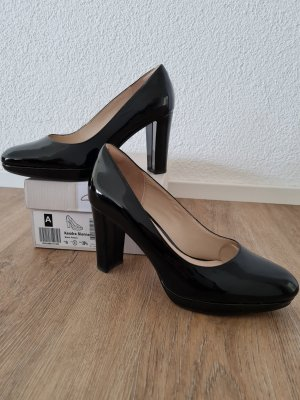 Clarks Kendra Sienna schwarz/glänzend