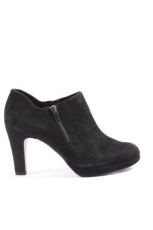 Clarks Zapatos Mary Jane negro look casual