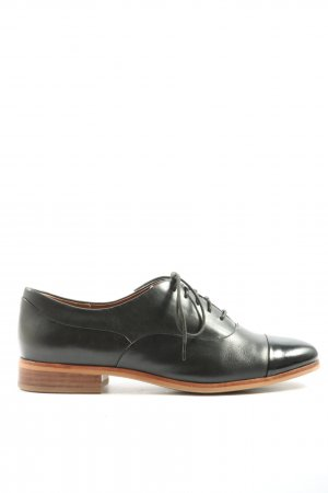 Clarks Oxfords black business style