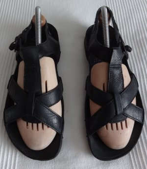 Clarks Sandalen Gr. UK 5 EU Gr. 38 in schwarz mit Air Comfort Sohle