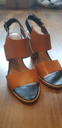 Clarks Sandaletten 39 Leder