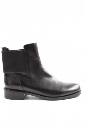 Clarks Stivaletto slip-on nero stile casual