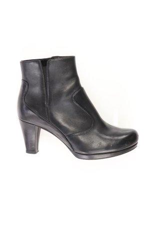Clarks Stiefeletten Größe 37 schwarz aus Leder