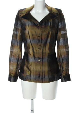 Clasen Blouson bronzefarben-silberfarben Farbverlauf Casual-Look