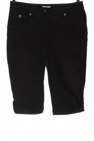 Class 3/4 Length Jeans black casual look