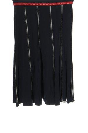 Class fx Midi Skirt striped pattern casual look