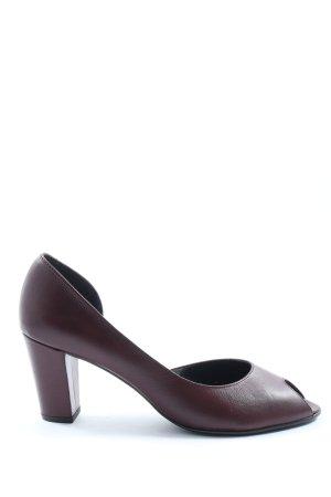 Class fx Peep Toe Pumps lilac elegant