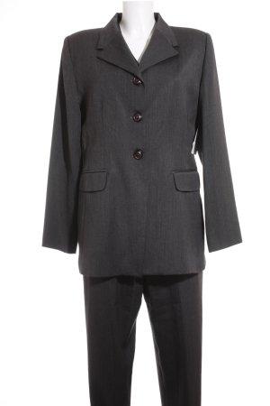 Class Tailleur pantalone grigio scuro stile professionale