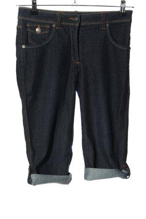 Class International 3/4-jeans blauw casual uitstraling