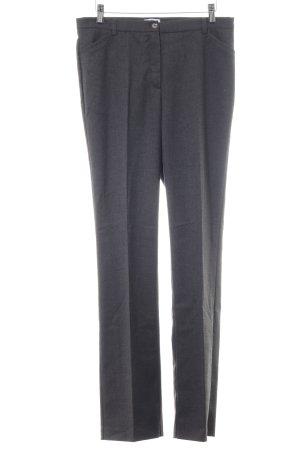 Class International Spodnie z zakładkami jasnoszary W stylu biznesowym