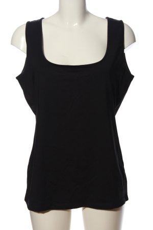 Class International Top  na ramiączkach czarny W stylu casual