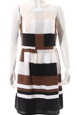 Class International Kleid mehrfarbig klassischer Stil