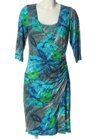 Class International Sukienka z długim rękawem Na całej powierzchni